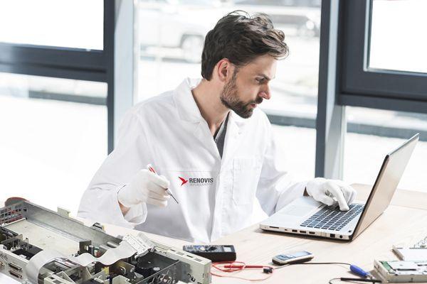 Renovis offre continuità di servizio alle industrie produttrici di beni essenziali